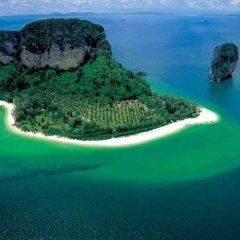 Отель Poda Island Resort пляж