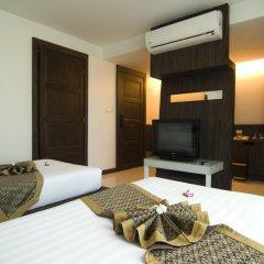 Floral Hotel Chaweng Koh Samui 3* Номер Делюкс с различными типами кроватей фото 11