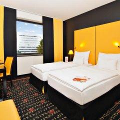 Отель Angelo By Vienna House Katowice 4* Стандартный номер с различными типами кроватей фото 6