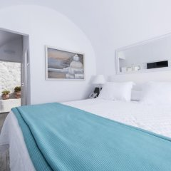 Отель Aqua Luxury Suites Стандартный номер с различными типами кроватей фото 4