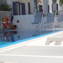 Отель Aretousa Villas Греция, Остров Санторини - отзывы, цены и фото номеров - забронировать отель Aretousa Villas онлайн бассейн фото 2