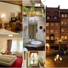 Hotel am Josephsplatz 3* Номер категории Эконом с различными типами кроватей