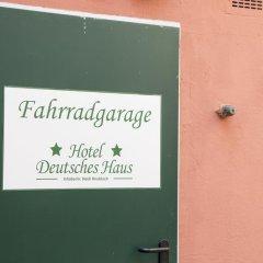 Hotel Deutsches Haus Нортейм интерьер отеля фото 2