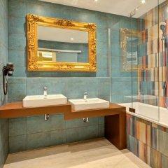 Hotel Sommerhof 4* Улучшенный люкс с различными типами кроватей фото 11