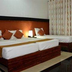 Rainbow Beach Hotel Семейный номер Делюкс с двуспальной кроватью фото 2
