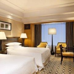 Sheraton Xian Hotel 4* Номер Делюкс с различными типами кроватей