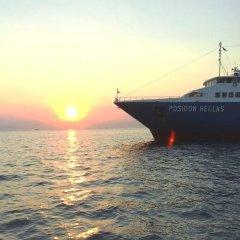 Отель Marmarinos Греция, Эгина - отзывы, цены и фото номеров - забронировать отель Marmarinos онлайн пляж