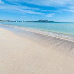 Отель Can Berguins пляж