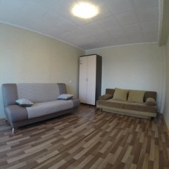 Гостиница Эдем Взлетка комната для гостей фото 4