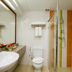 Отель The Win Pattaya 4* Номер Делюкс с различными типами кроватей фото 4