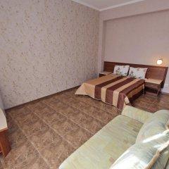 Гостиница Селини Стандартный номер двуспальная кровать фото 10