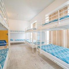 Vistas de Lisboa Hostel Кровать в общем номере с двухъярусной кроватью фото 3