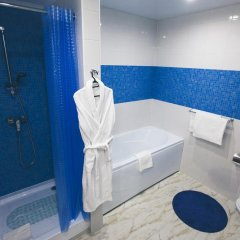 Гостиница Semeinyi Spa-Center Family Lab ванная фото 2