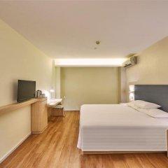 Отель Hanting Express Shenzhen Bao'an Xixiang Coach Terminal удобства в номере