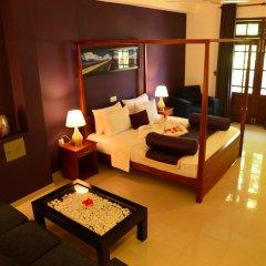 Отель Villa Paradise Хиккадува спа