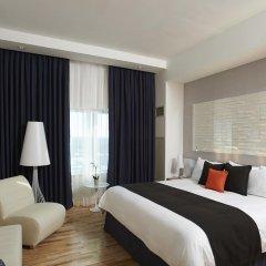 Отель Radisson Blu Mall of America 4* Номер Бизнес разные типы кроватей фото 3