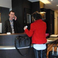 Hotel-Restaurant Le Victoria 3* Стандартный номер с различными типами кроватей фото 4