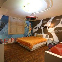 Haeundae Grimm Hotel 2* Стандартный номер с различными типами кроватей фото 18