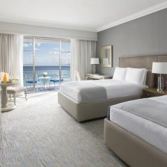 Отель The Ritz-Carlton Cancun 5* Стандартный номер с различными типами кроватей