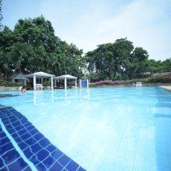 Отель Villa Navin Beach Residence 3* Студия Делюкс с различными типами кроватей фото 6