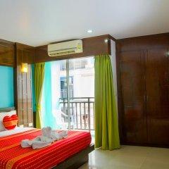 Hawaii Patong Hotel 3* Номер Делюкс с двуспальной кроватью фото 13