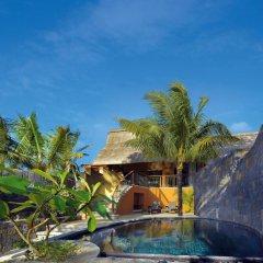 Отель Trou aux Biches Beachcomber Golf Resort & Spa 5* Люкс с различными типами кроватей
