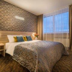 Hotel Zemaites 3* Номер Бизнес с двуспальной кроватью фото 2