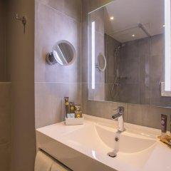 Отель Novotel Wroclaw Centrum 4* Улучшенный номер с различными типами кроватей фото 9