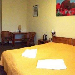 Отель Pension Platan 3* Стандартный номер с двуспальной кроватью фото 14
