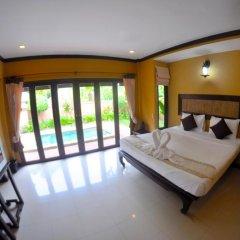 Отель Baan Khao Hua Jook 3* Вилла с различными типами кроватей фото 4
