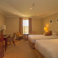 Bunratty Castle Hotel and Angsana Spa 4* Номер Делюкс с 2 отдельными кроватями фото 4