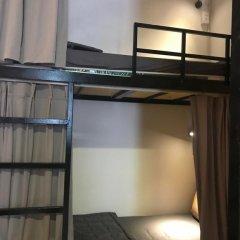 Wanderlust Saigon Hostel Кровать в общем номере с двухъярусной кроватью фото 12