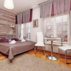 Отель Apartament Kameralny na Starówce Гданьск комната для гостей фото 3