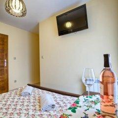 Отель Apartamenty i Pokoje w Willi na Ubocy Номер Делюкс фото 13