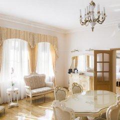 Бутик-Отель Аристократ 4* Представительский люкс с различными типами кроватей фото 3