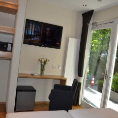 Alp Hotel Amsterdam 2* Стандартный номер фото 26