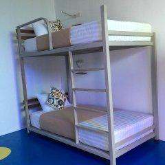 Hey beach hostel Кровать в общем номере фото 7