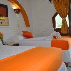 Hotel Hacienda de Vallarta Centro 3* Стандартный номер с различными типами кроватей фото 5