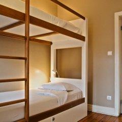 Porto Spot Hostel Кровать в общем номере фото 9
