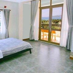 Nice Hotel Нячанг балкон