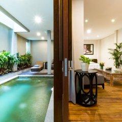Отель Aleesha Villas 3* Вилла Делюкс с различными типами кроватей фото 18