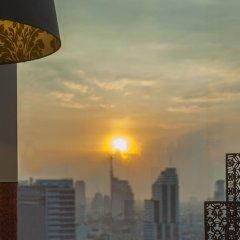 Отель Le Meridien Bangkok 5* Стандартный номер с различными типами кроватей фото 6
