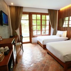Le Sen Boutique Hotel 4* Номер Делюкс с различными типами кроватей
