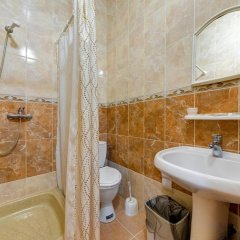 Гостиница Кузбасс ванная фото 2