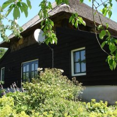 Отель Cornucopia Cottage Коттедж с различными типами кроватей фото 11
