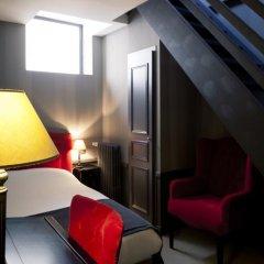 Отель Hôtel Alexandra 4* Номер Премиум с различными типами кроватей фото 12