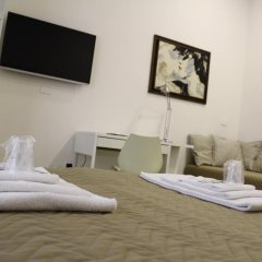 Отель Attico Luxury B&B Стандартный номер фото 30