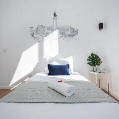 Отель Lisbon Check-In Guesthouse 3* Стандартный номер с различными типами кроватей фото 8