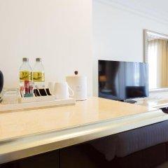 Отель LK President Номер Делюкс с различными типами кроватей фото 12