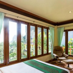 Отель Railay Phutawan Resort 2* Стандартный номер с различными типами кроватей фото 4